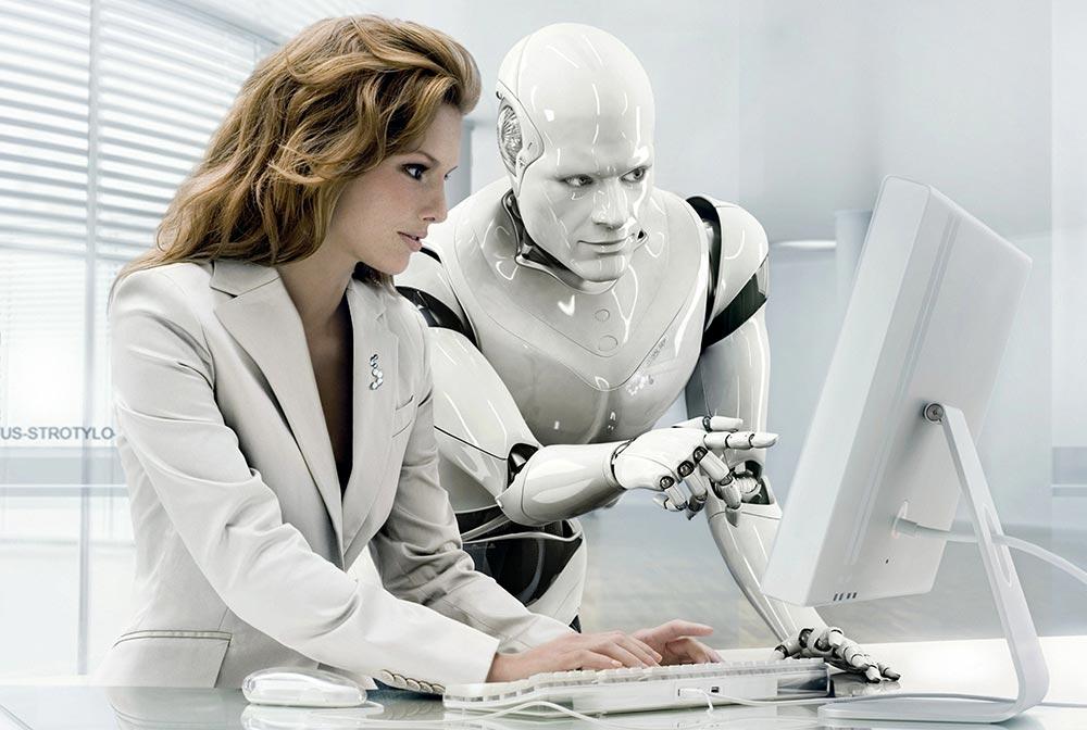 Роботы делают инвестиции доступными